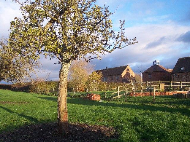 Converted Farm Buildings, Brawn Farm, Sandhurst