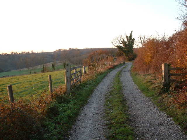 Footpath to Sherwood