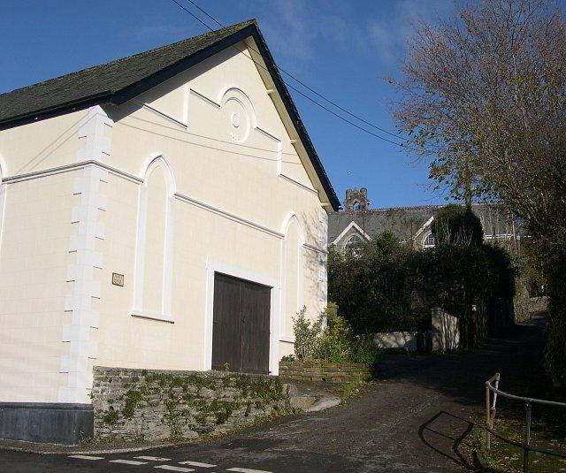 Old Methodist Chapel and School