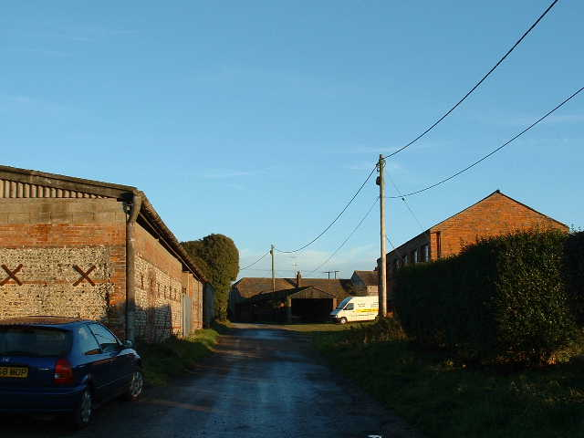 Farm at North Stoke