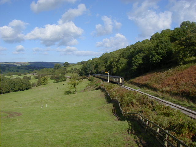 Between Grosmont & Goathland
