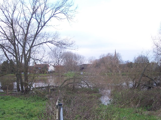 Site of Ashleworth Ferry