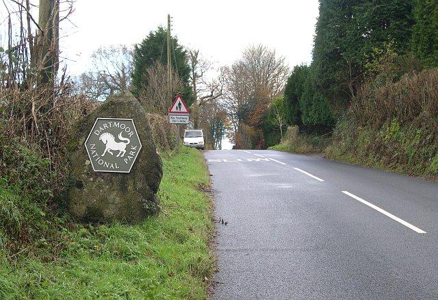 The road through Grenofen