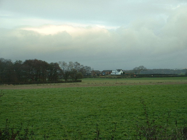Farmland near Nateby