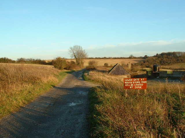 Near Camp hill