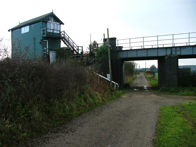 Signal Box, Clipstone Junction West