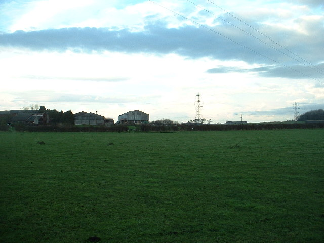 Farmland near Winmarleigh