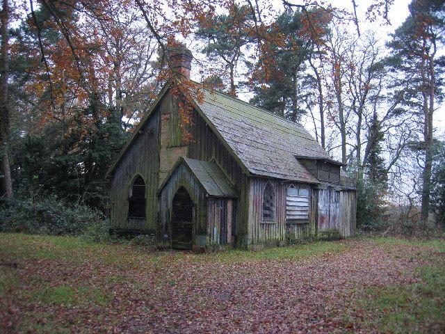 Old School Building, Hockley Heath