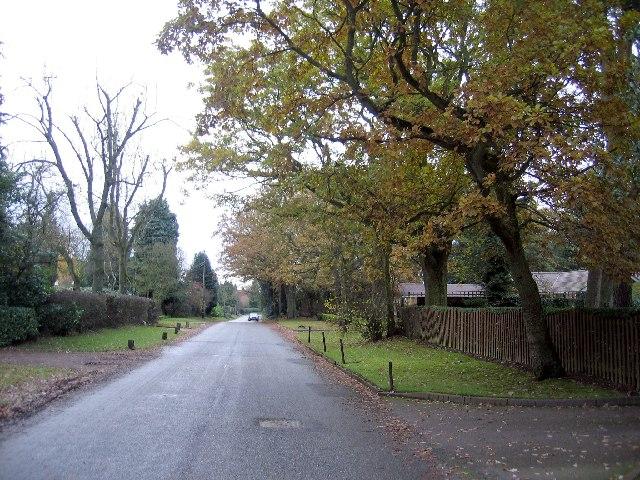 Tanworth-in-Arden, Bates Lane