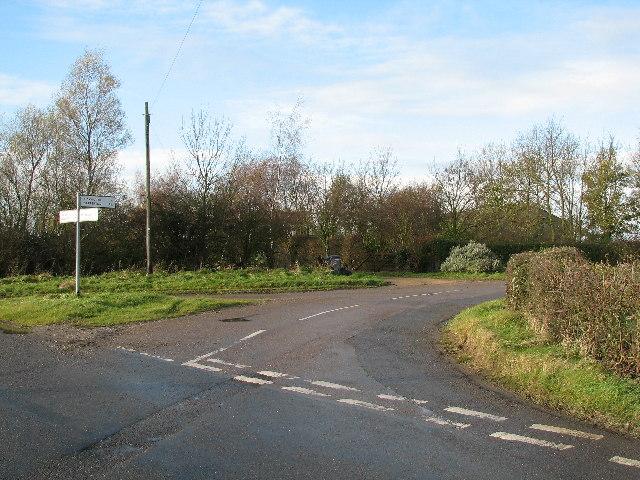 Pickworth Lodges Junction.