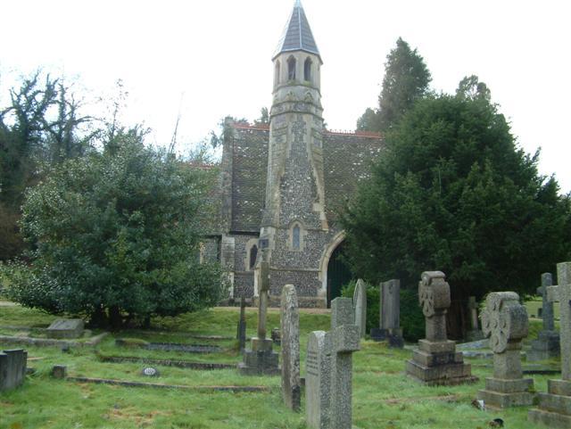 Assenden Cemetery