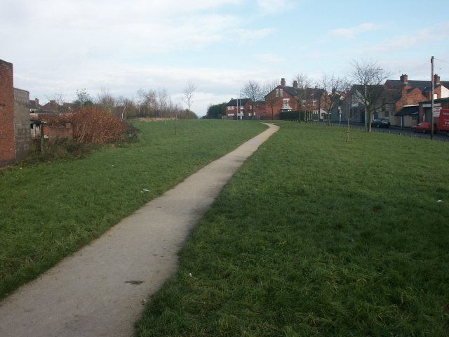Southwell Lane, Kirkby in Ashfield