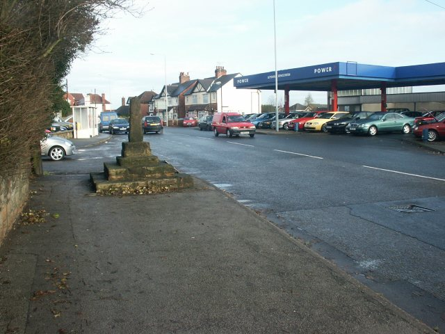 Kirkby Cross, Kirkby in Ashfield