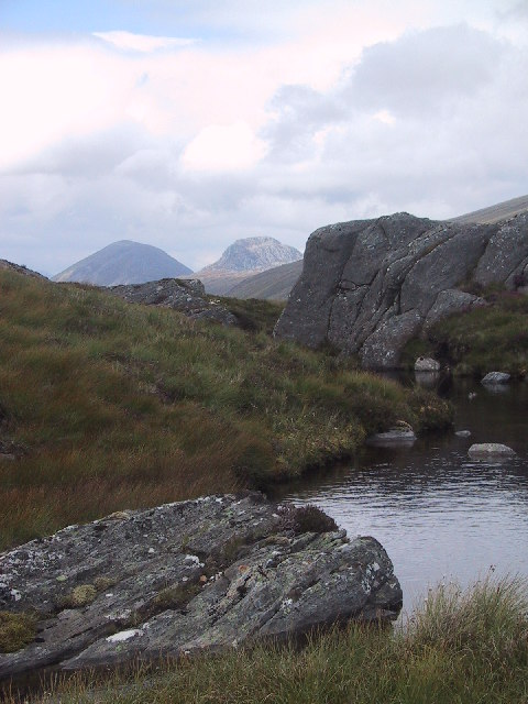 View from the Summit of Creag Ghuanach
