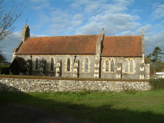 St. James Church, Bix