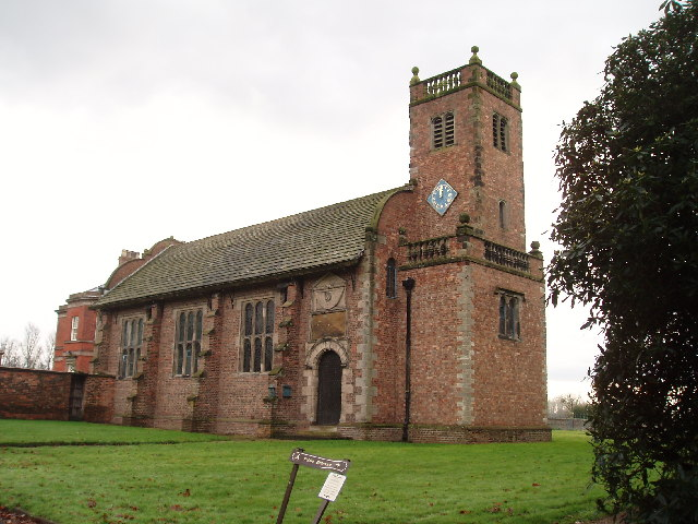 The Church at Tabley House