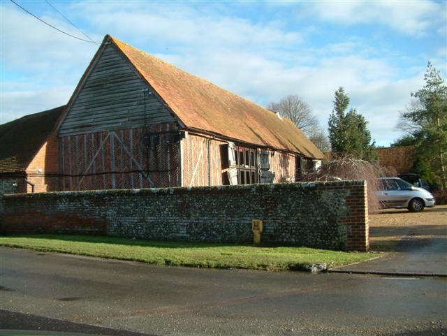 The Barn at Bix Manor