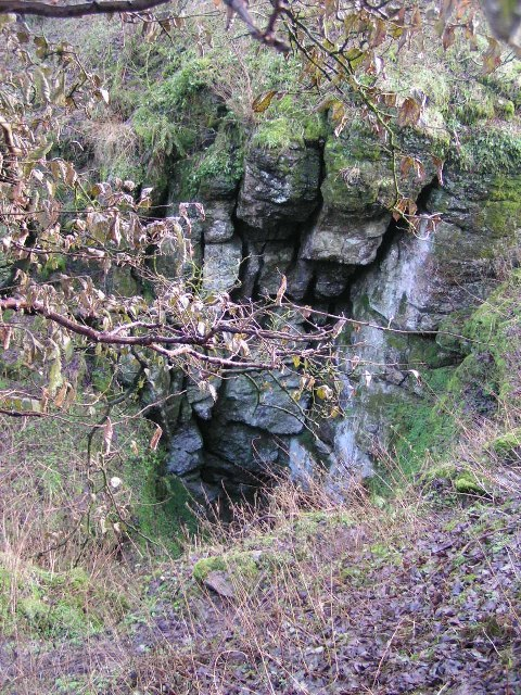 Gautries Hole, Perryfoot