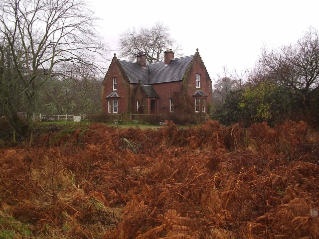 North Lodge Beside the Beauly River