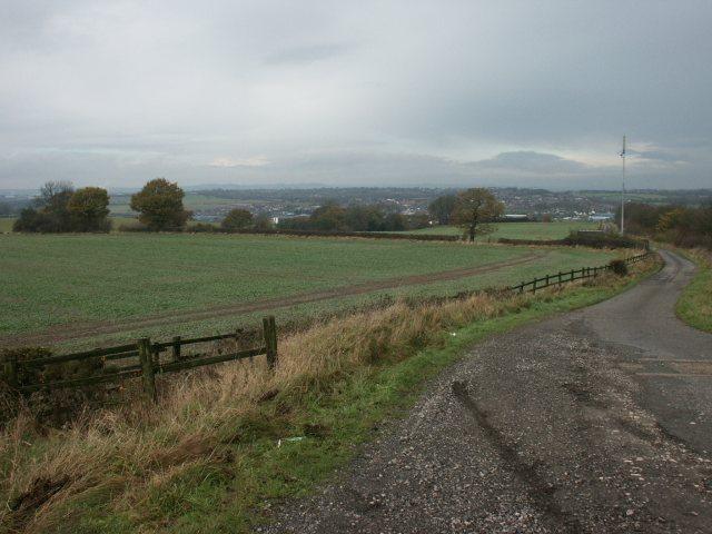 Farmland, Selston