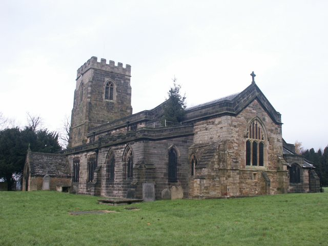 St Helen's Church, Selston