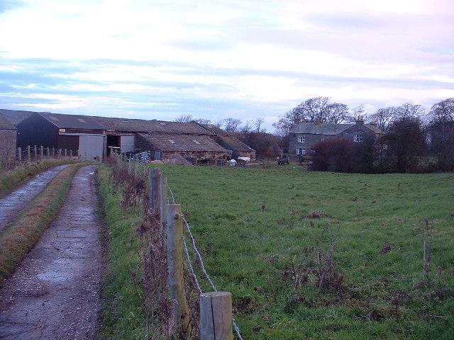 Cockerham Hall Farm