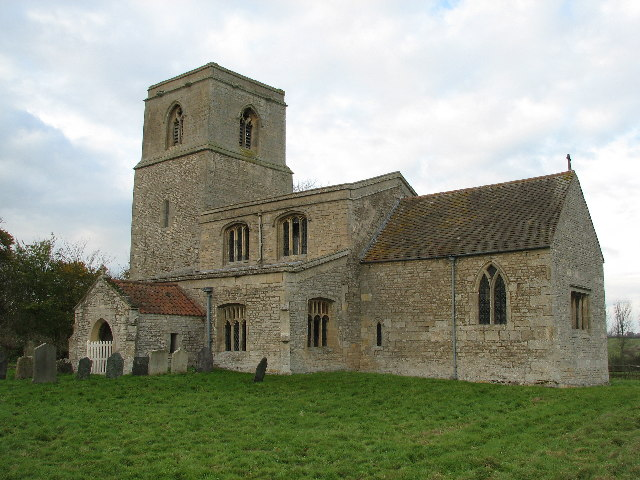 Haceby Church, Dedicated To The Saints Margaret & Barbara