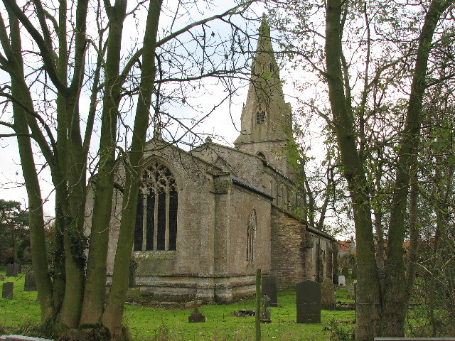 Saint Andrew's Church, Pickworth.