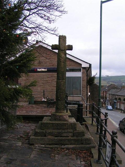 Market Cross, Chapel-en-le-Frith