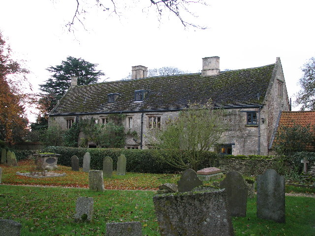 Manor House, Sapperton.
