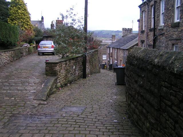 Terrace Street, Chapel-en-le-Frith