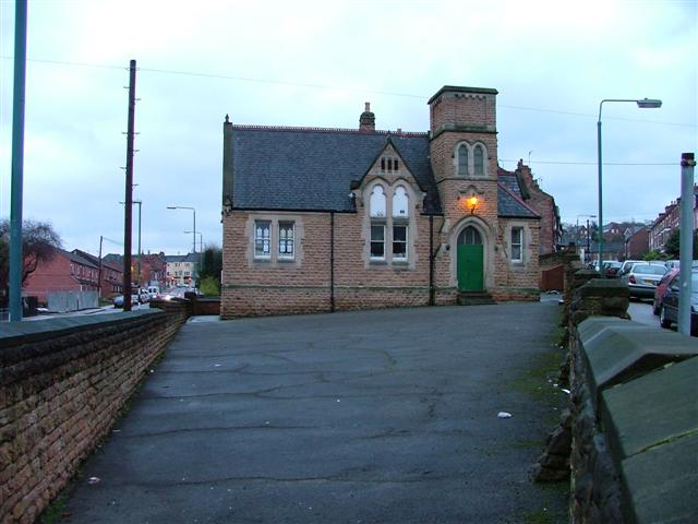Haydn Road Primary School.