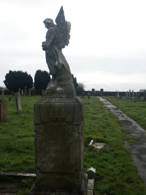 Cemetery, Annesley Woodhouse