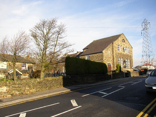 Long Lee Lane, Keighley