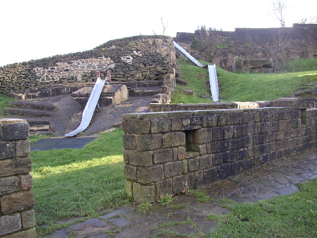 Playground at Thwaites Brow, Keighley
