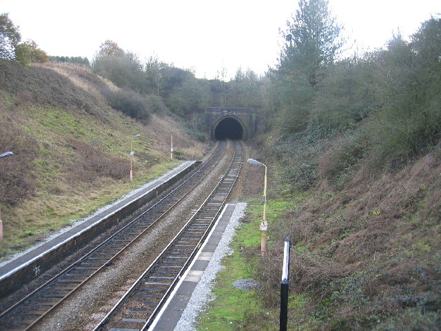 Wood End Tunnel