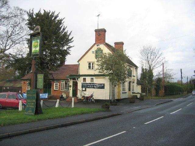 The Royal Oak, Wood End