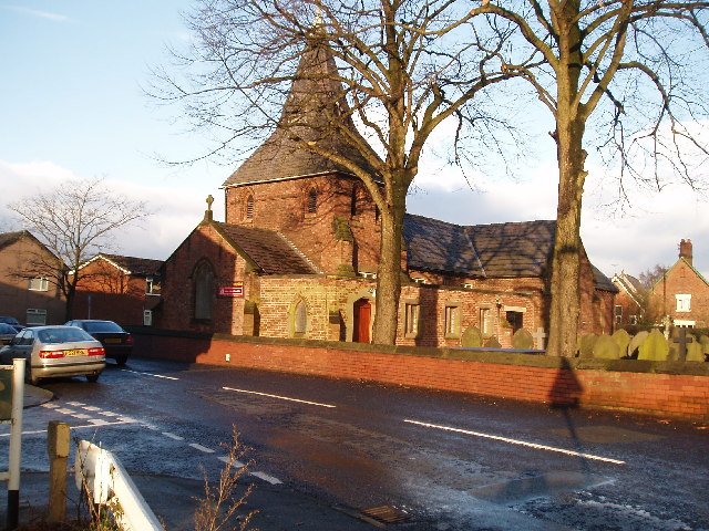 Church of St John the Evangelist, Lostock Gralam