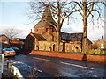 SJ6974 : Church of St John the Evangelist, Lostock Gralam by Ian Warburton