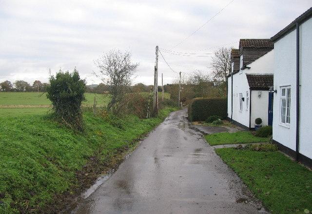 St. Marys Lane, Dilton Marsh