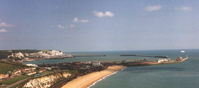 The Breakwater, Dover