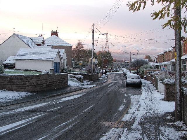 Station Road, Caldicot