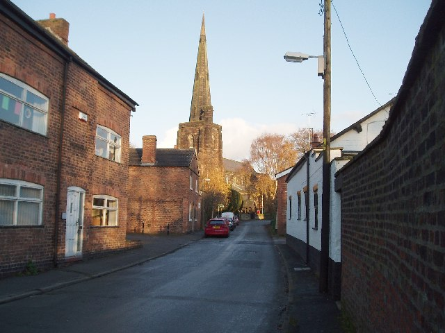 St Wilfrid's Church, Church St Davenham.