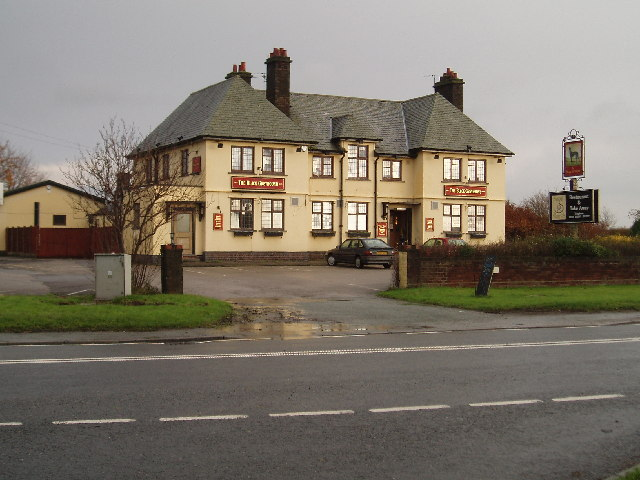 The Black Greyhound, Higher Wincham