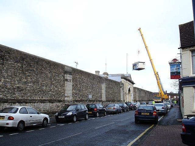 Her Majesty's Prison, Maidstone