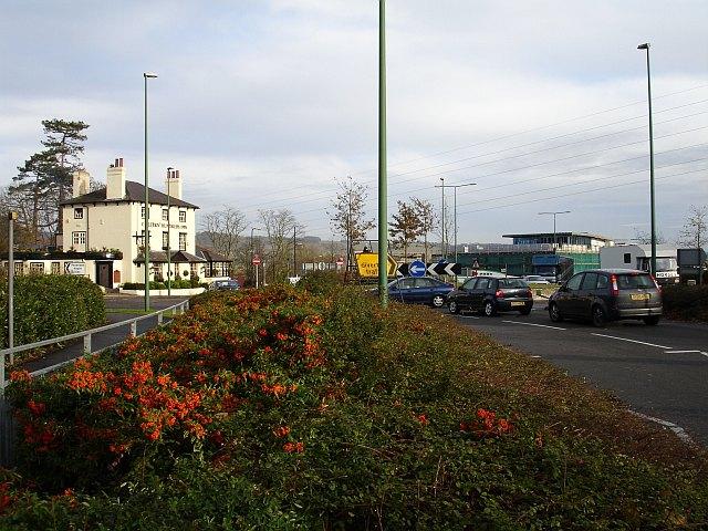 Chiltern Hundreds roundabout, Maidstone
