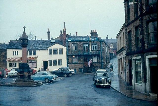 Baildon Town Centre (1963)