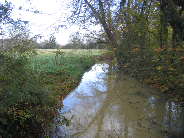 Distributary of the River Welland