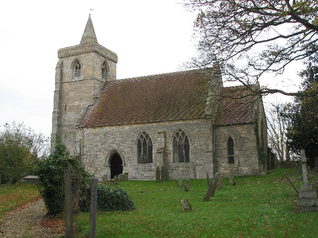 Saint Nicholas Church, Sapperton.