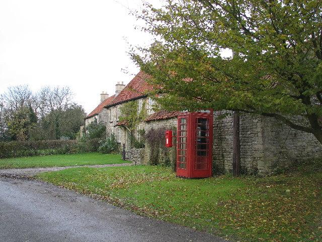 College Farm & Laburnum Cottage,Braceby.